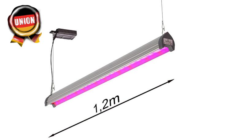Лампа светодиодная UnionPowerStar-40W-T для растений